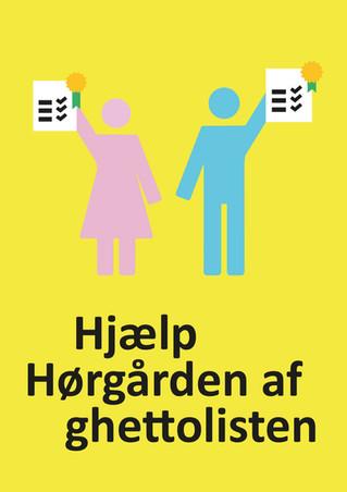 Indsamling af uddannelsesbeviser i Hørgården