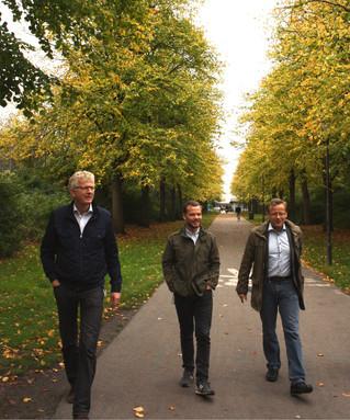 Folketingskandidat på rundtur