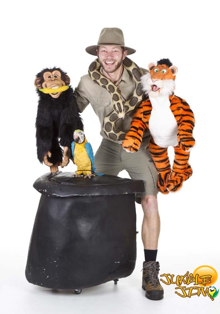 Jungle Jims trylleshow