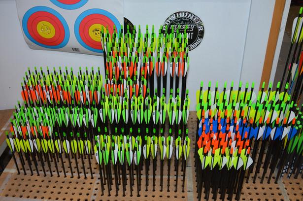 Fat Shafts Archery