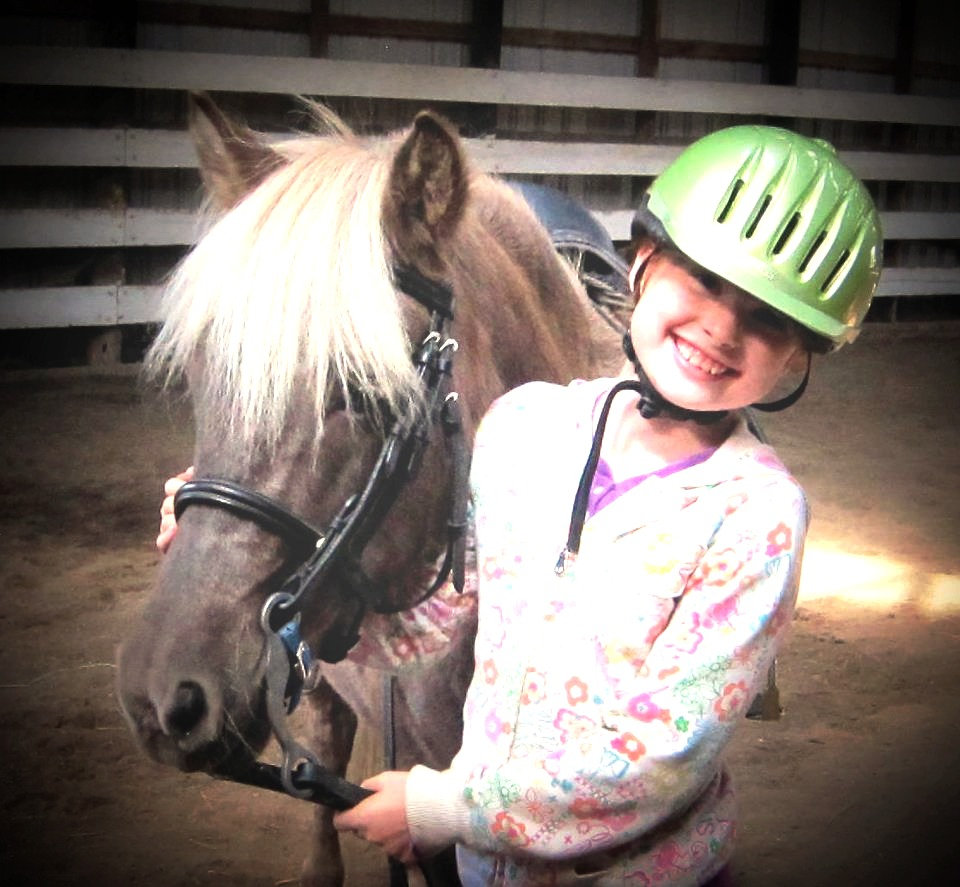 Intro to Riding 1/2Hr Private Age 5 ONLY