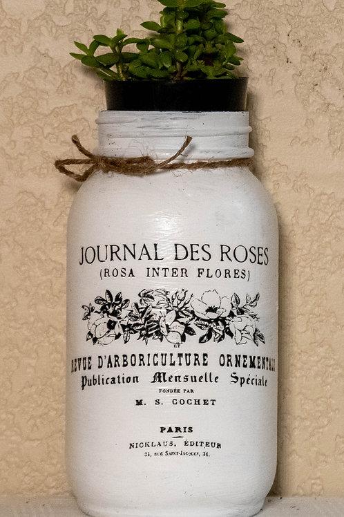 Journal Des Roses Mason