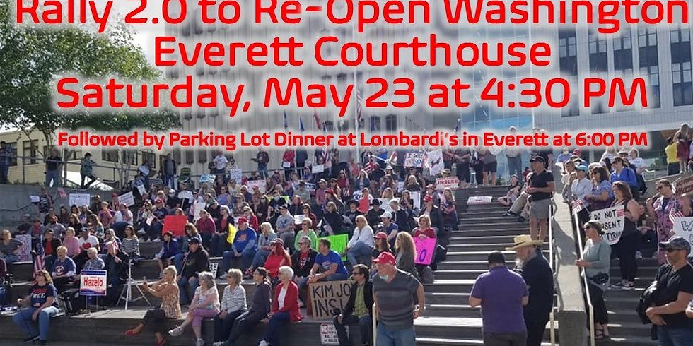 Snohomish County Republican Party Rally 2.0