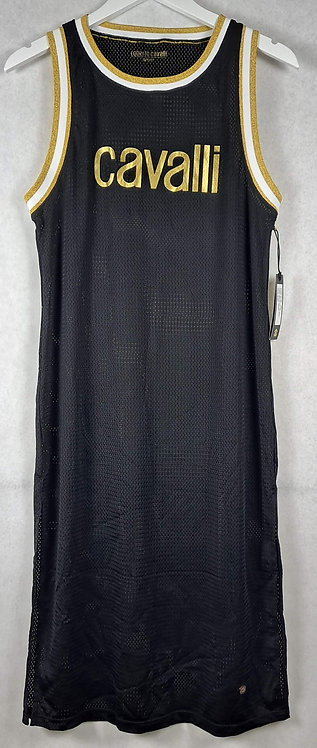 Power Mesh Jersey Dress