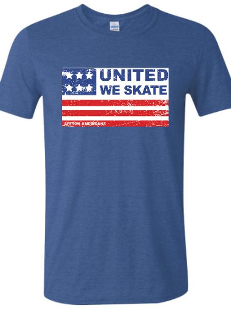 United We Skate T-Shirt