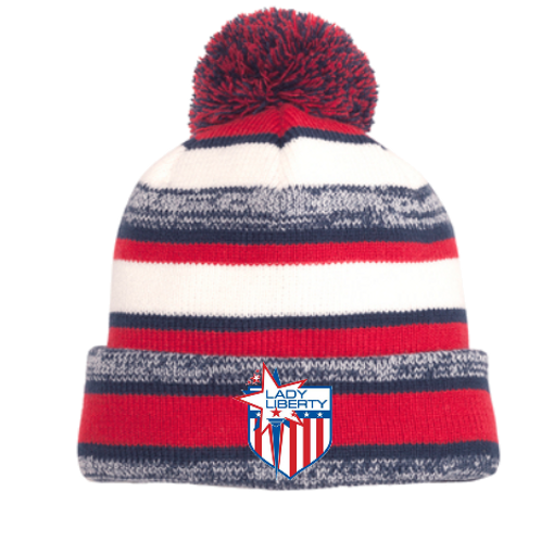 Lady Liberty - New Era Sideline Beanie
