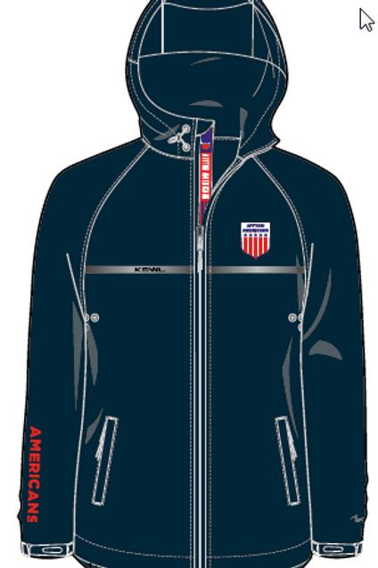 Affton Warm up Jacket
