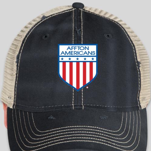 Vintage Mesh-Back Cap