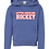 Thumbnail: Affton Youth Stacked Hoodie