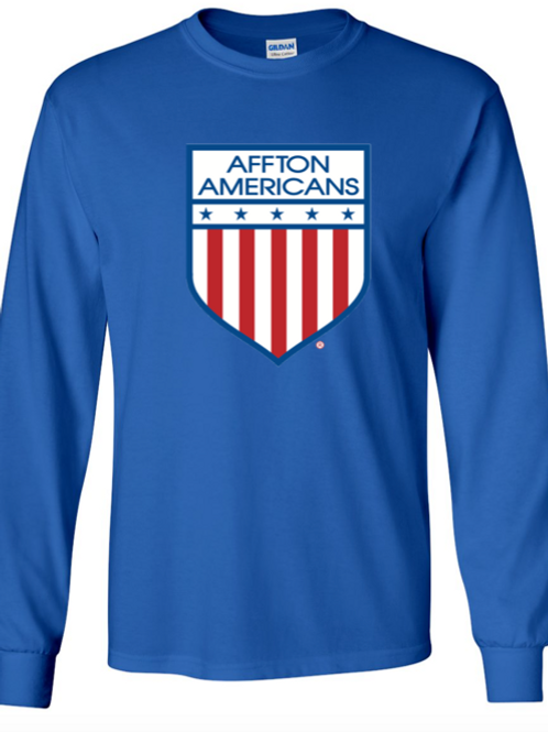 Champion - Vapor Performance Affton Shield Long Sleeve T