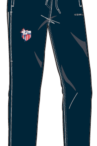 Lady Liberty Warm up Pants