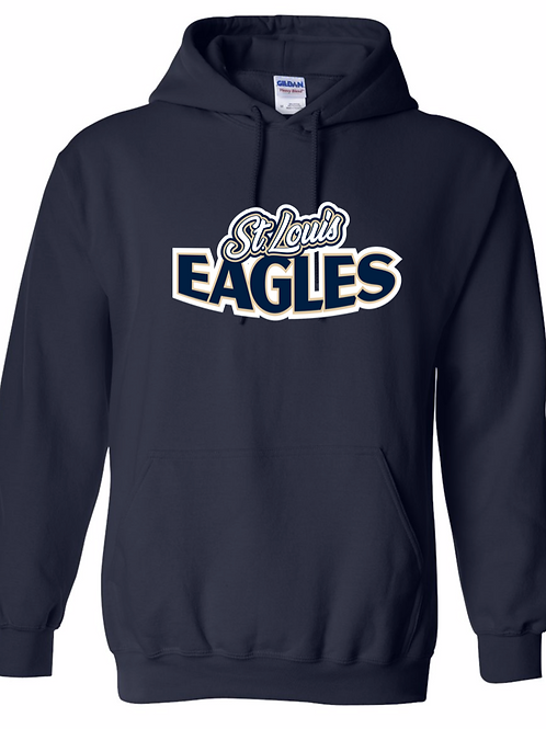 Eagles Classic Full Color Hoodie