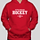 Thumbnail: Affton Americans Hockey One Color Hoodie
