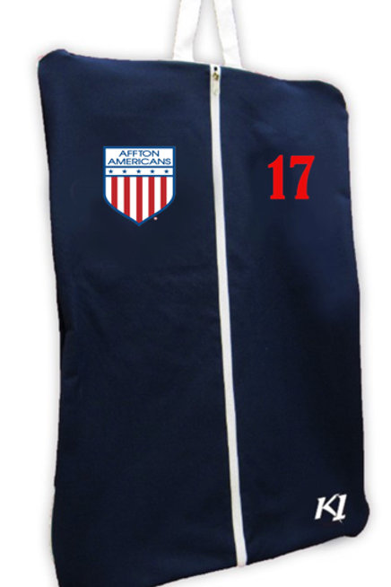 Affton Americans Club Hockey K1 Garment Bag