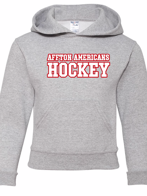 Affton Youth Stacked Hoodie