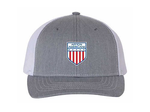 Youth Classic Shield Logo Snapback Trucker Cap