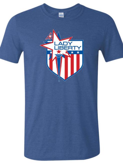 Lady Liberty Softstyle T-Shirt
