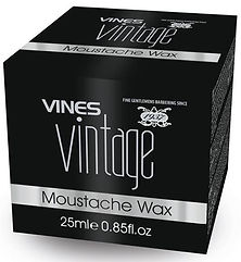 VINES VINTAGE, MOUSTACHE WAX