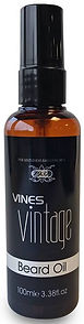 VINES VINTAGE, BEARD OIL