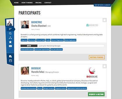 ascrion Brokerage participants list