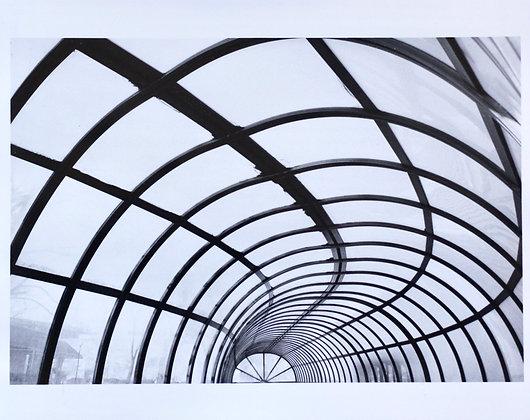 Silver Gelatin Print Spirals