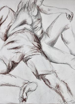 Dual Figure Study
