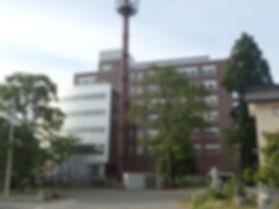 山形大学 竣工写真②外観.JPG