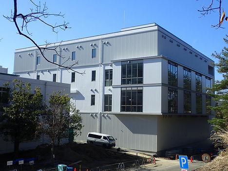 監理 福島大学図書館 外観.JPG