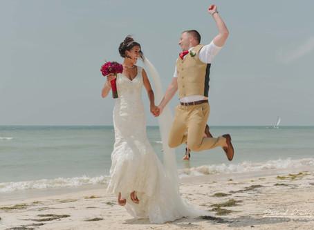 Hotel Azul Beach Resort Riviera Cancun | Trash the Dress, Charlotte & Stephen | Cancún, Mexico | 49