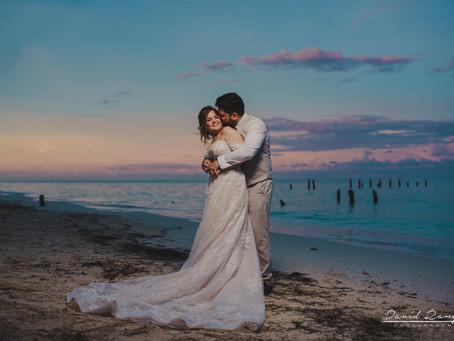 Villa Chenera | Traditional Mayan Wedding, Celia & Gabriel | Isla Blanca, Costa Mujeres