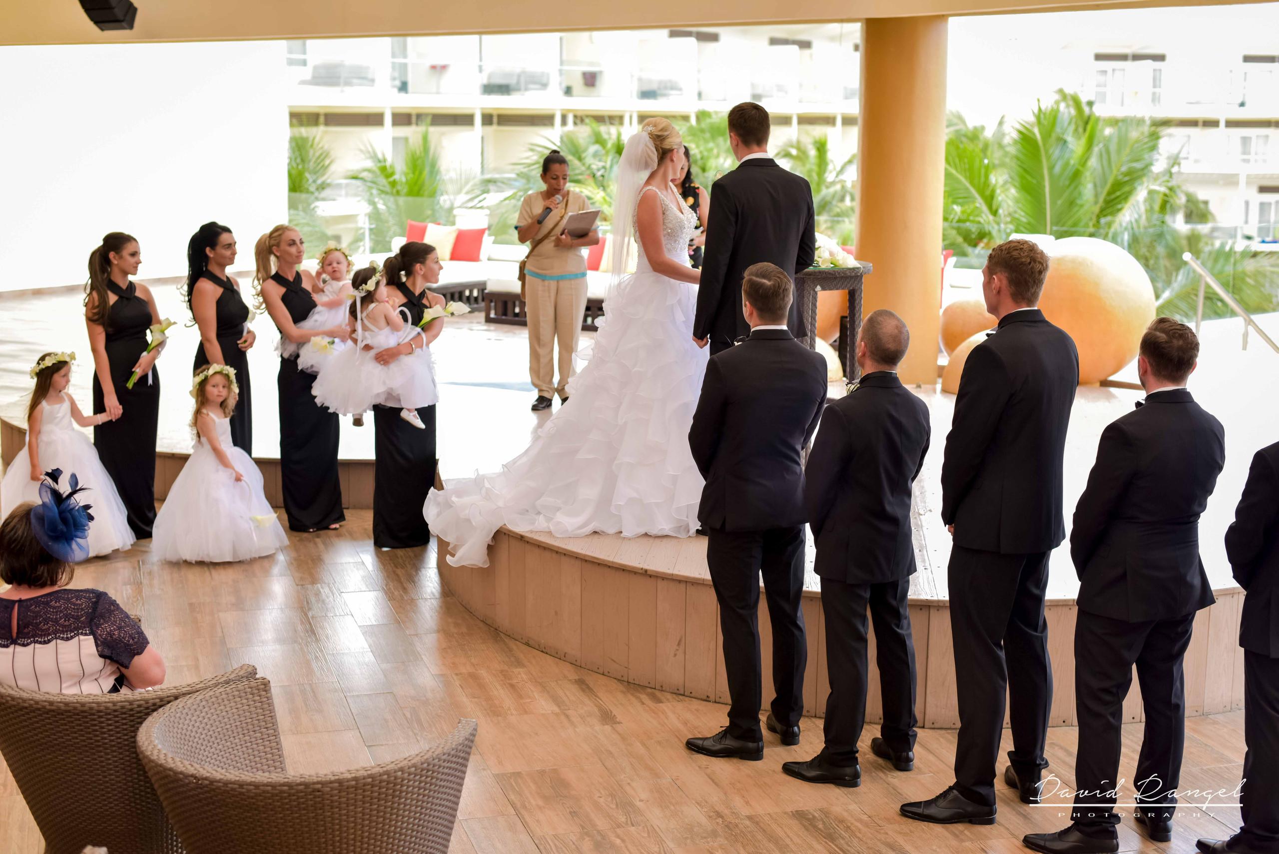 wedding+on+the+rain
