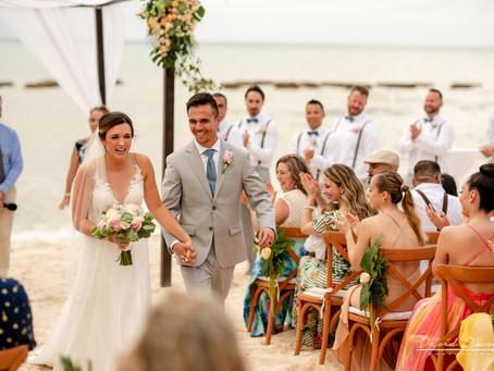 Hotel Generations Riviera Maya | Destination Wedding, Lindsay & Javier | Cancun, Mexico