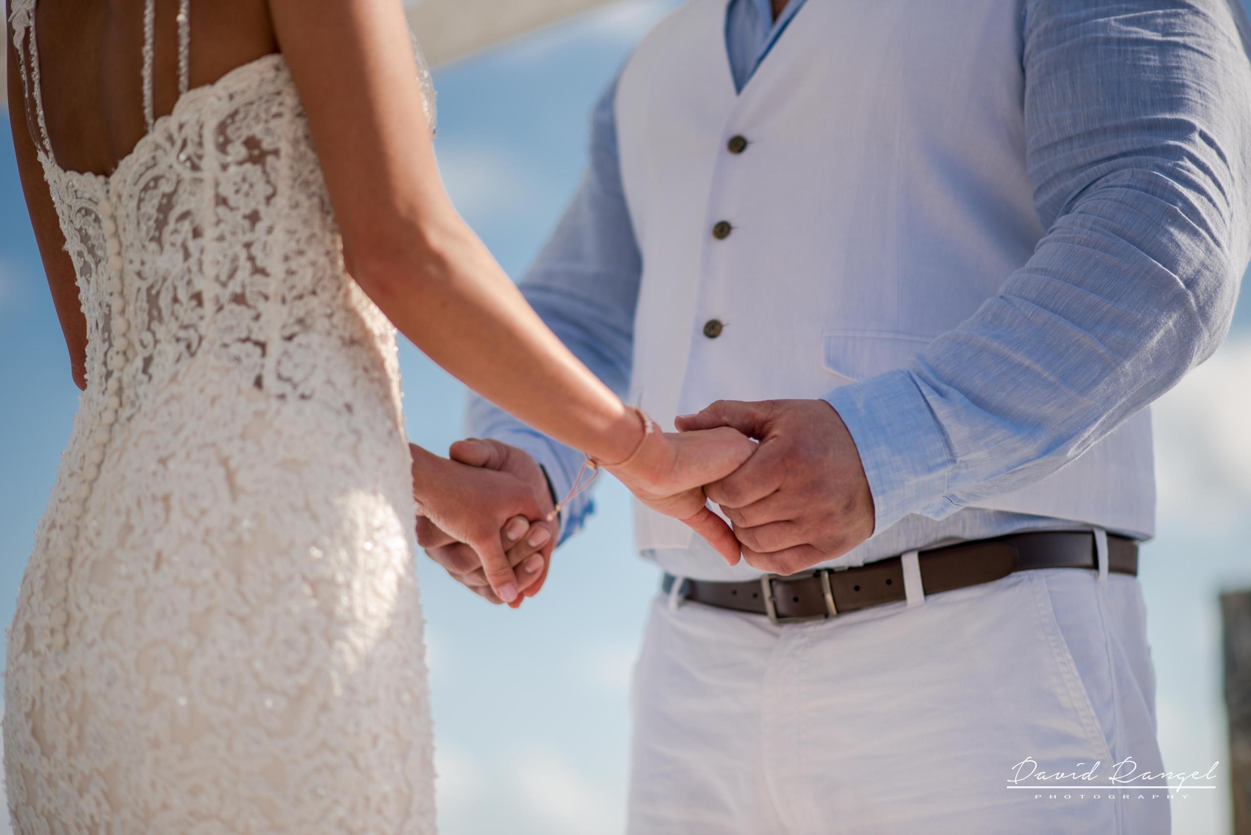 hands+bride+groom+gazebo