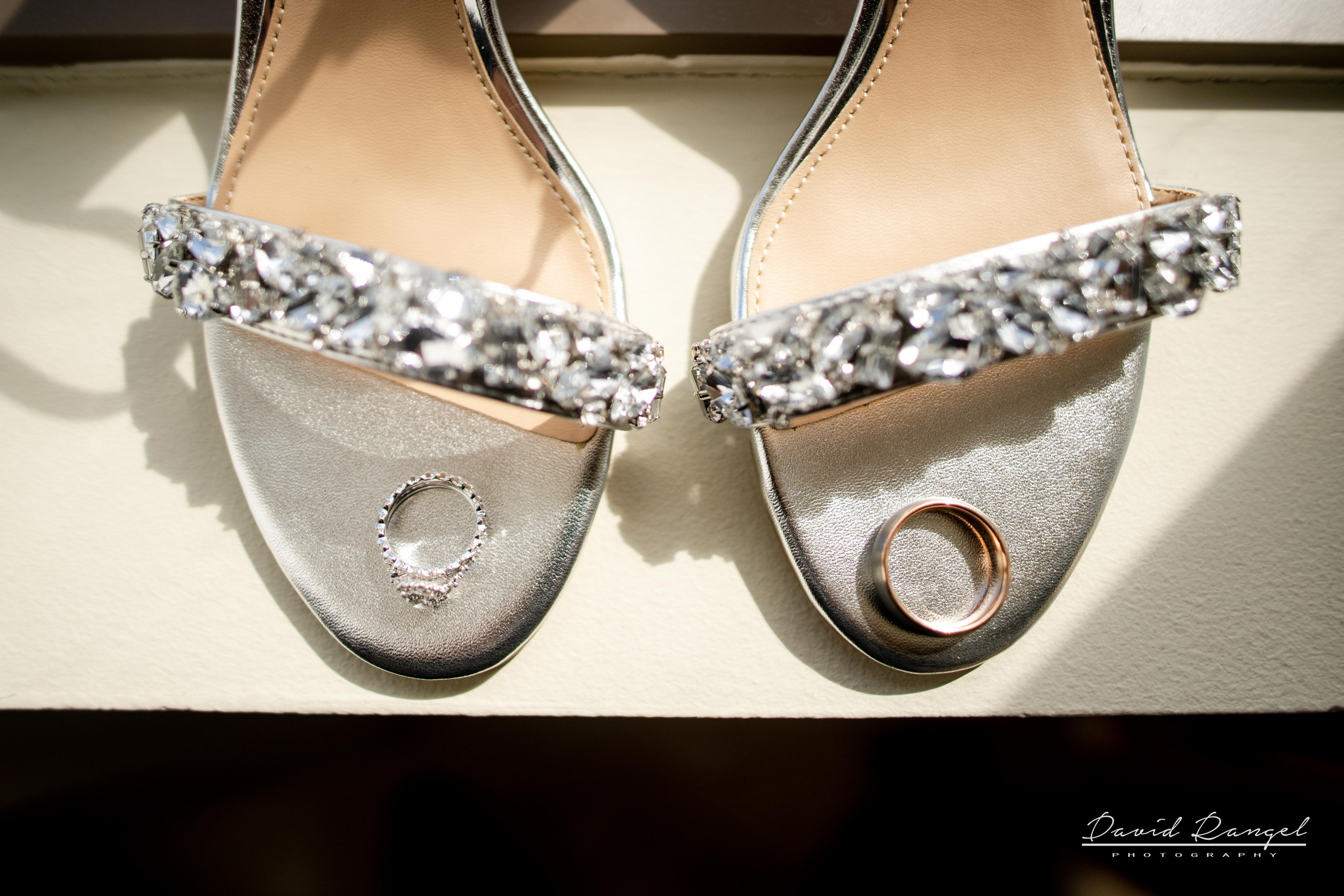 bride+getting+ready+shoes+rings+bands