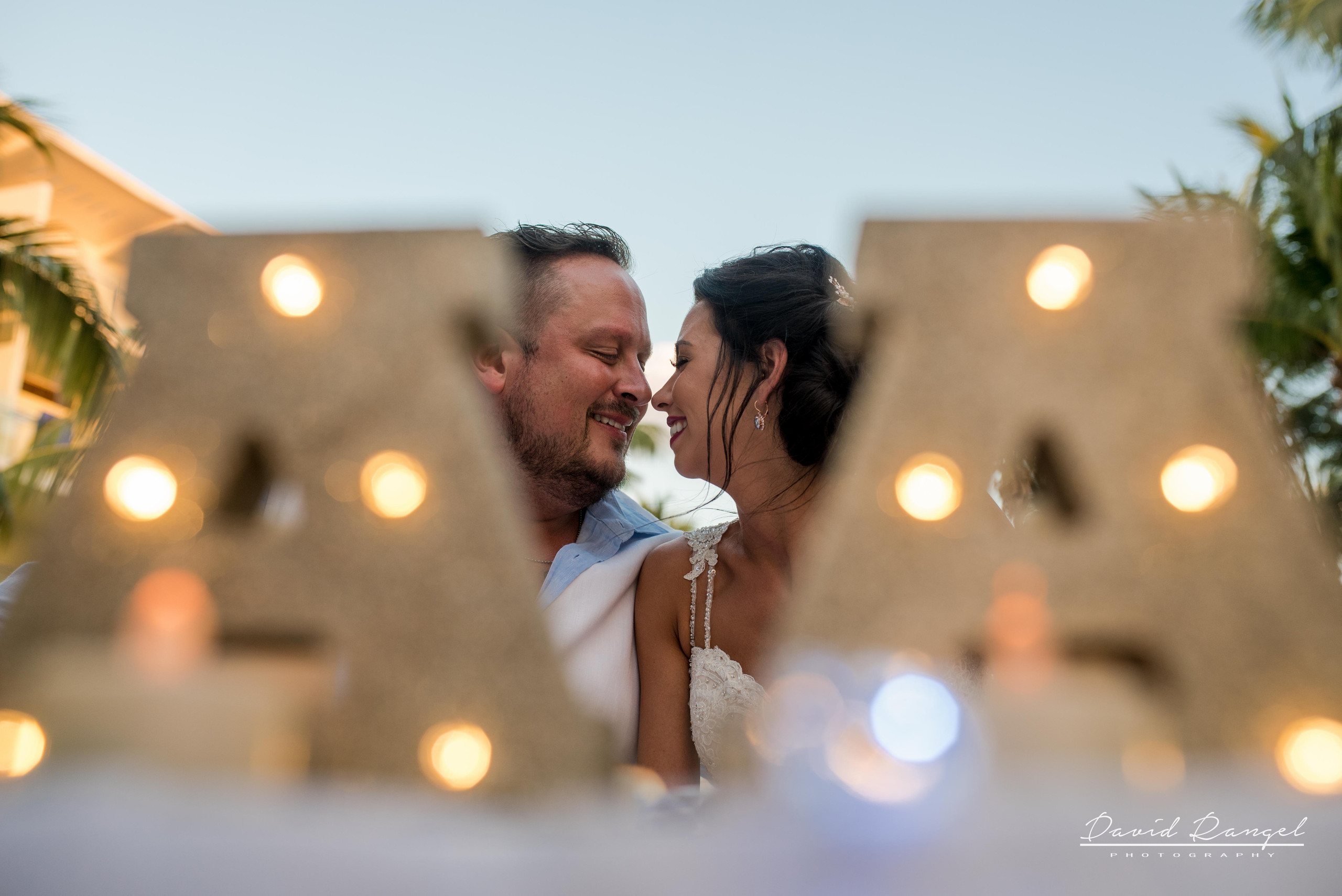 wedding+photo+bride+groom+reception+frame+dinner
