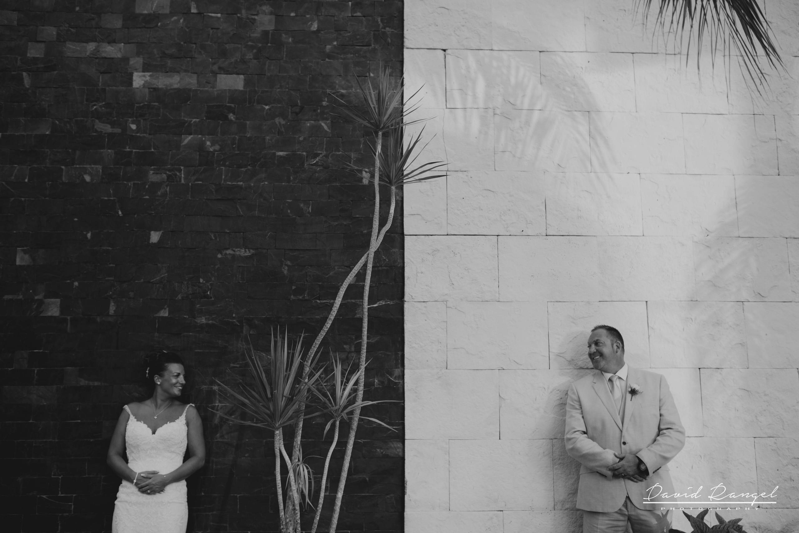 black+white+bride+groom