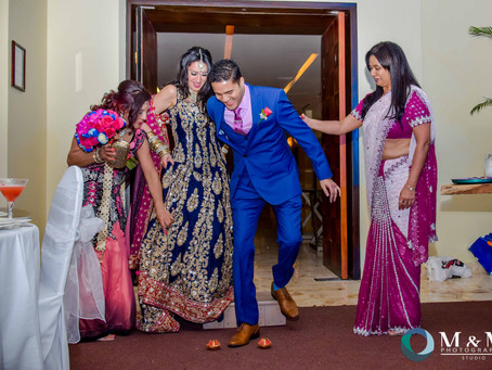 Hotel Azul Beach Resort Riviera Cancun | Hindu Wedding, Manveer & Nabil | Cancun, Mexico | 41