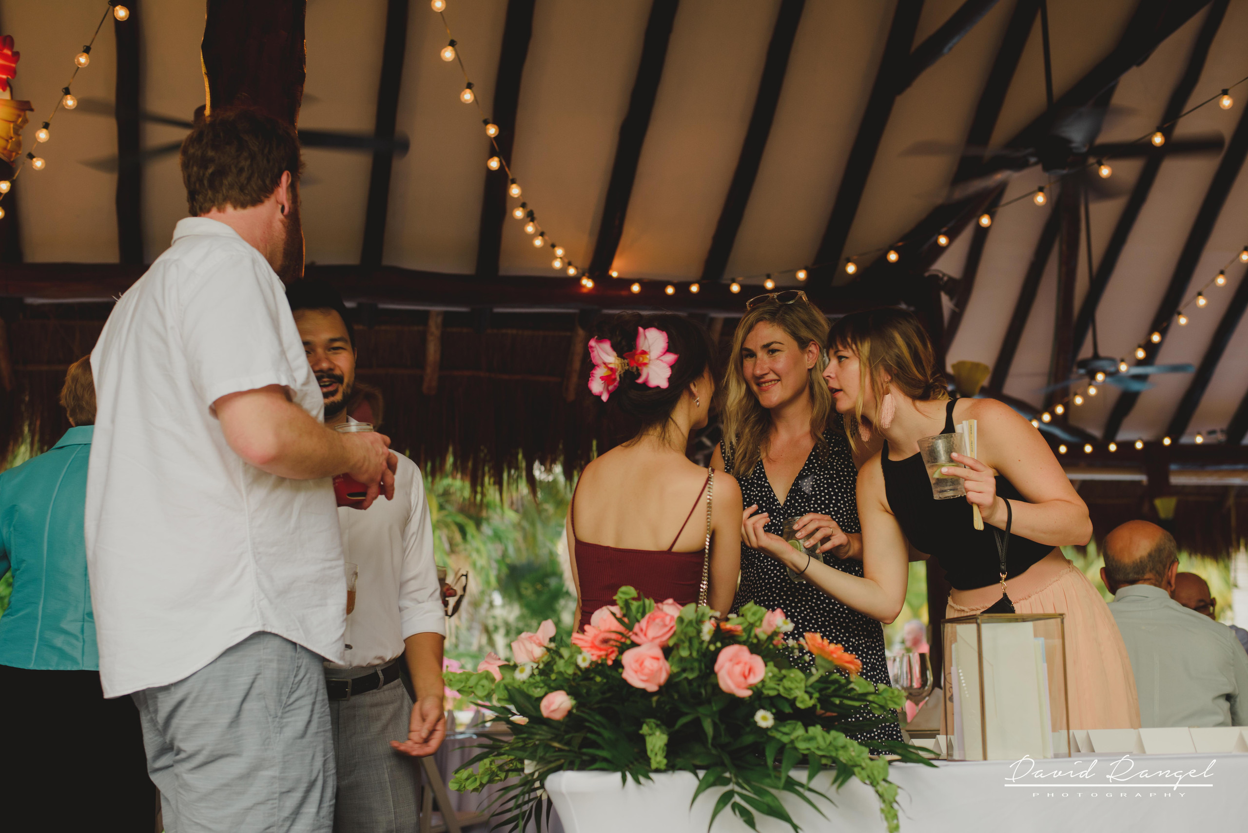 reception+drinks+guest+party