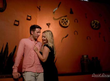 Hotel Azul Beach Resort Riviera Maya | Engagement, Emily & Dan | Puerto Morelos, Mexico