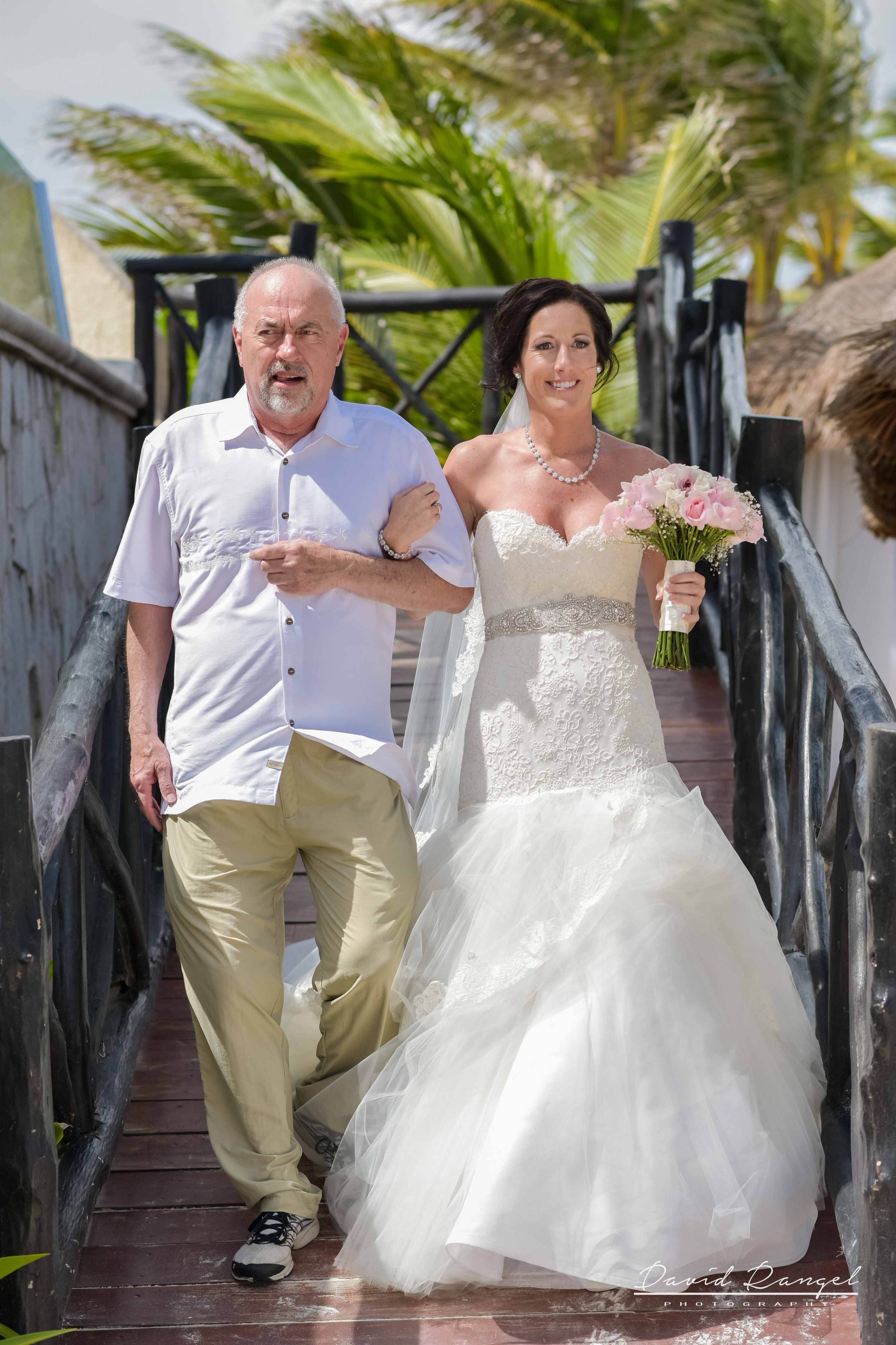 father+bride