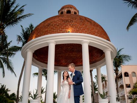 Excellence Riviera Cancun | Wedding, Anne & Mike | Riviera Maya | Destination Wedding Photographer