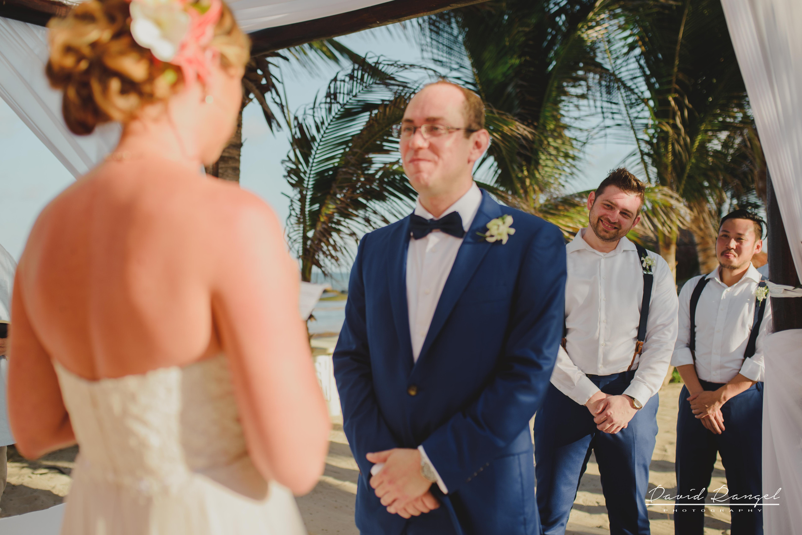 wedding+gazebo+beach+ceremony+photo+groom+bride+bridal+party