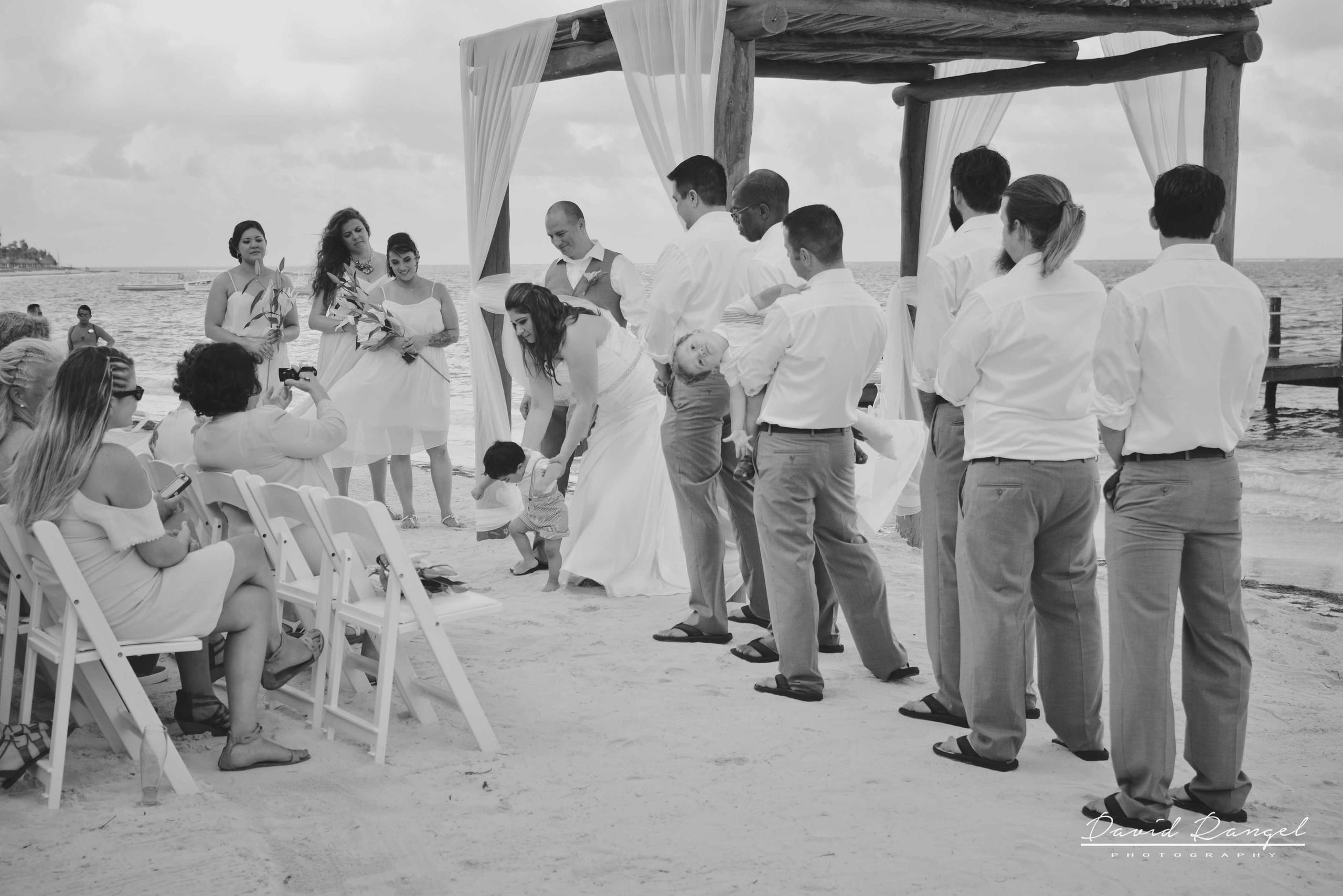 wedding+son