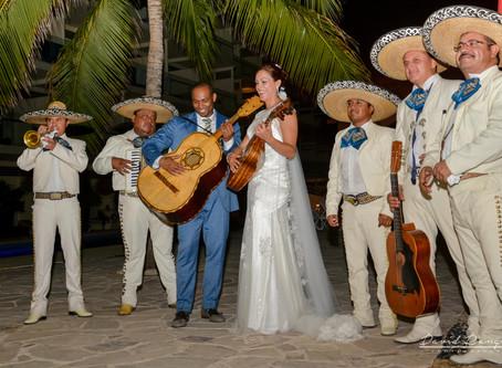 Azul Beach Resort Riviera Cancun | Wedding, Rebecca & Chris | Cancun, Quintana Roo, Mexico | 04