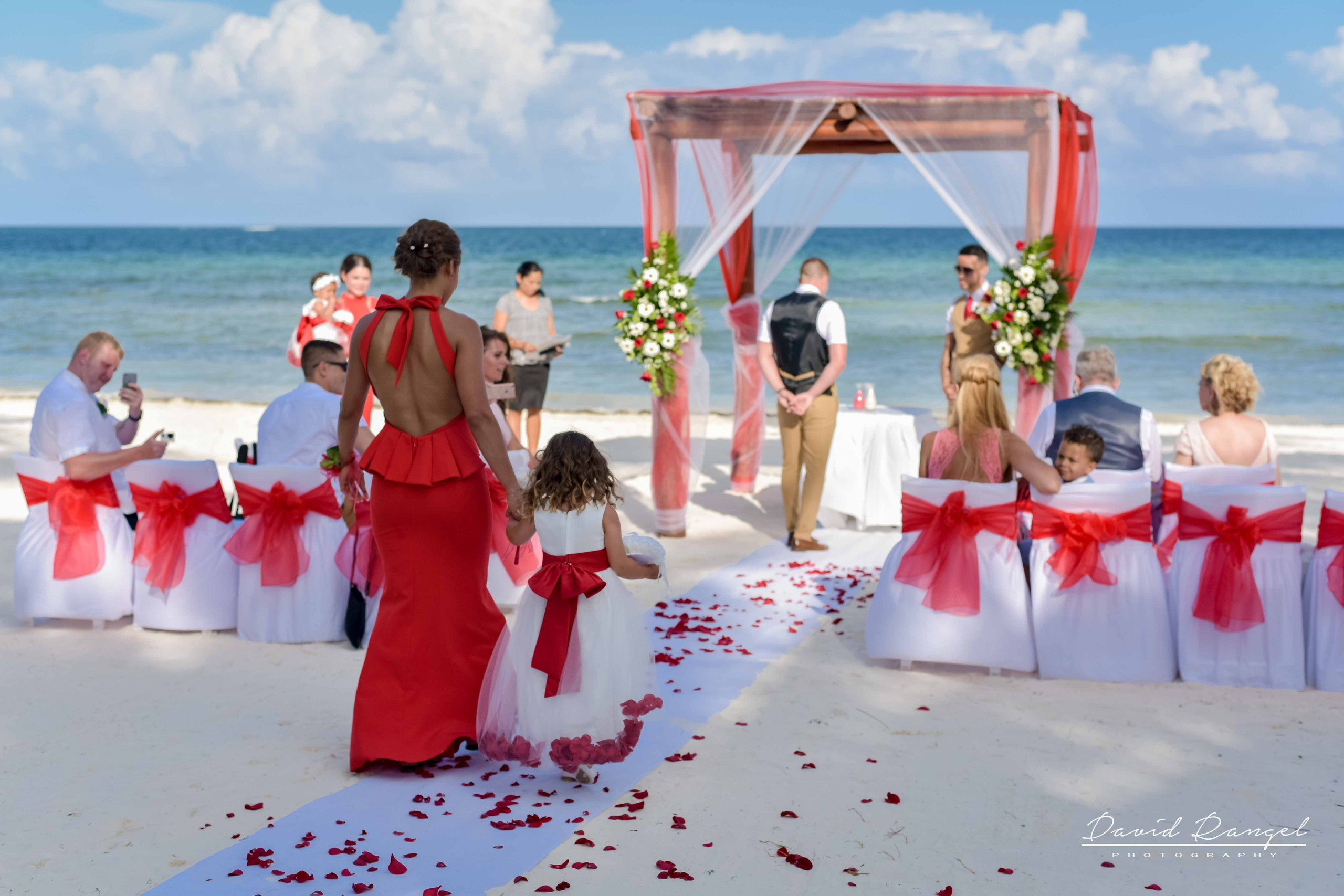 wedding+on+the+beach