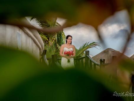 Hotel Azul Beach Resort Riviera Cancun | Wedding, Kely & Robert | Cancun, Quintana Roo, México | 31