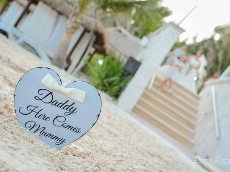 Hotel Azul Beach Resort Riviera Cancun | Wedding, Amanda & David | Cancun, Quintana Roo, Mexico | 40