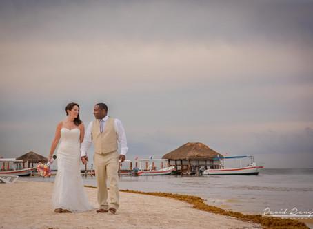 Azul Beach Resort Riviera Maya | Wedding, Lauren & Josh | Cancun, Quintana Roo, Mexico | 06