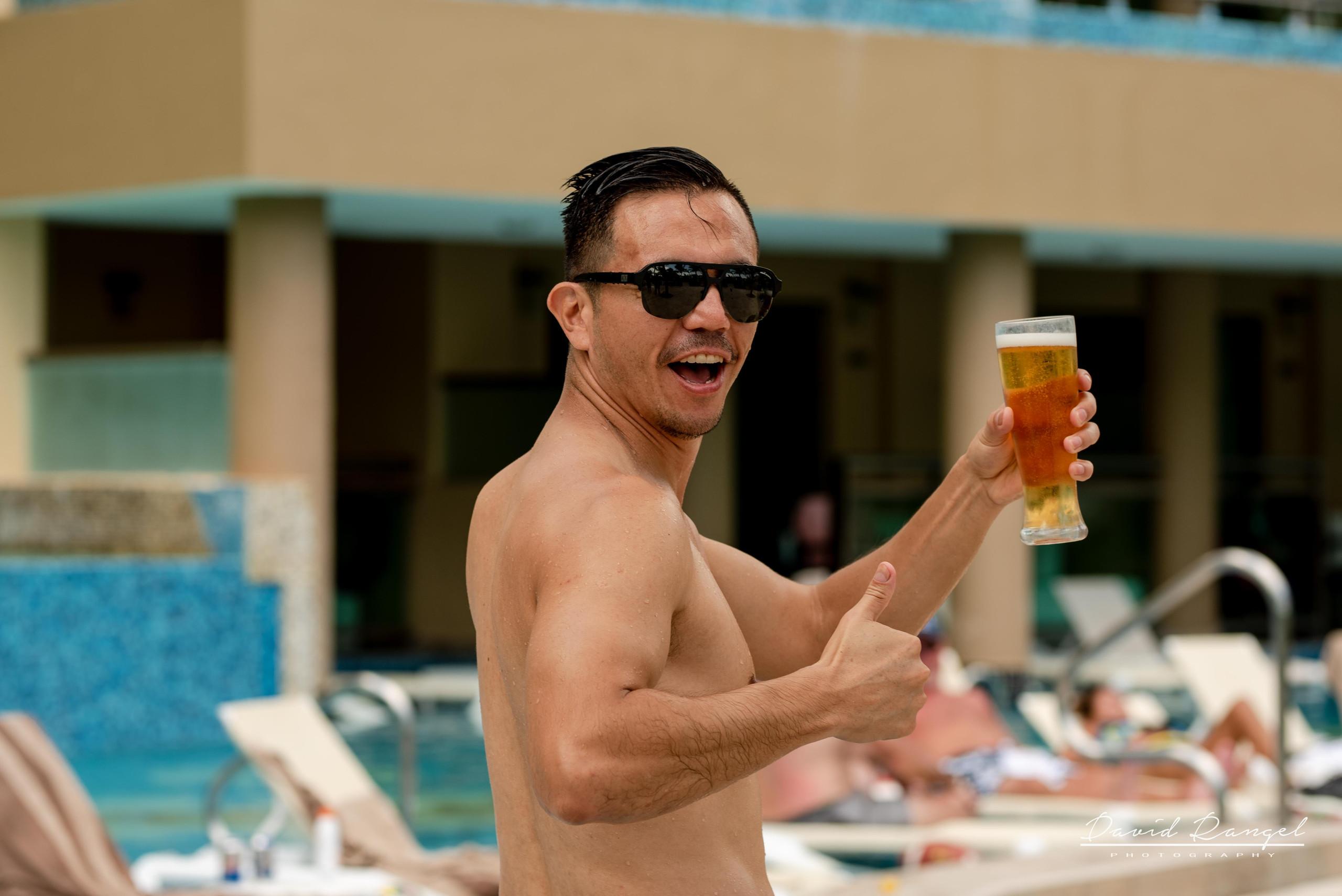 beer+pool