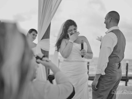Hotel Azul Beach Resort Riviera Cancun | Wedding, Lauren & Eduardo | Cancun, Mexico | 45